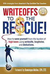 Writeoffs to the Rescue! Book Cover